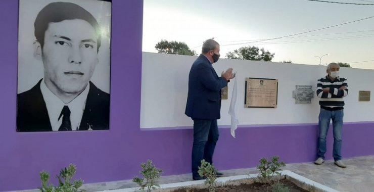 La UNSL participó de la inauguración del Paseo de la Memoria