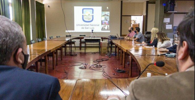 De manera virtual, la UNSL le dio la bienvenida a sus estudiantes de intercambio