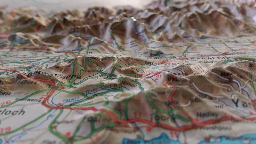 Concurso nacional de Cartografía