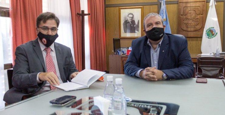 La UNSL y el Poder Judicial trabajarán en conjunto en el desarrollo de prácticas de estudiantes de posgrado