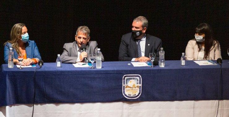 Presentaron el Programa Universidad y Municipios