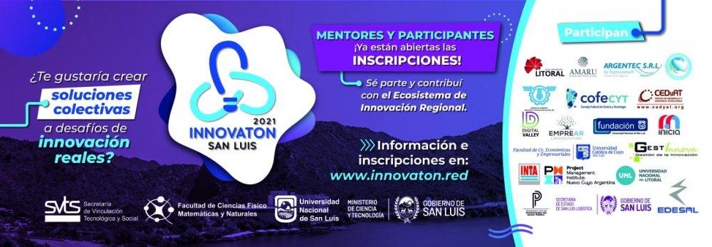 Innovaton San Luis 2021: una competencia de inteligencia colectiva
