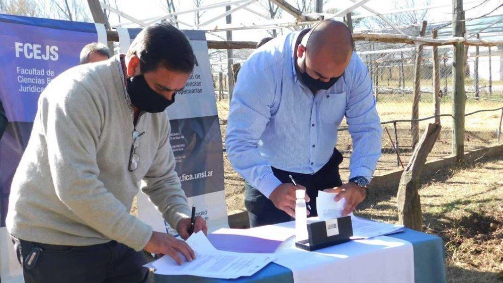 Estudiantes podrán realizar prácticas en la Municipalidad de Villa Mercedes