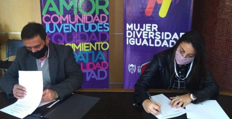 Vinculación académica con la Secretaría de la Mujer, Igualdad y Diversidad