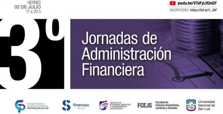 Jornadas de Administración Financiera