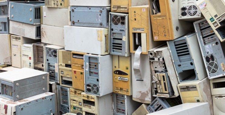 Los desechos electrónicos de la UNSL serán reciclados por la Fundación Garrahan