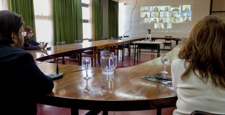 Estudiantes extranjeros comenzarán sus estudios en la UNSL
