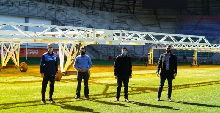Deportes: avanzan los acuerdos entre la UNSL y la Provincia