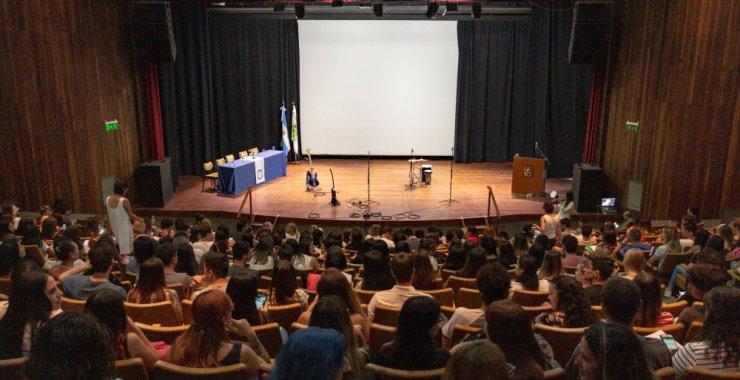 El Centro Cultural UNSL reabrió las puertas al público
