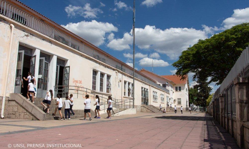 Presencialidad plena en la Escuela Normal Juan Pascual Pringles