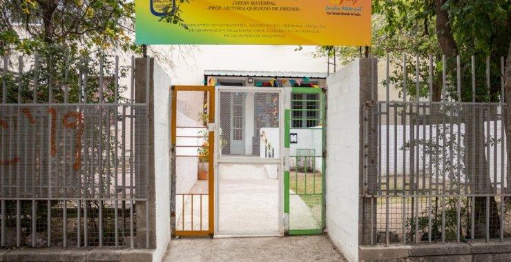 Inician las inscripciones para el Jardín Maternal