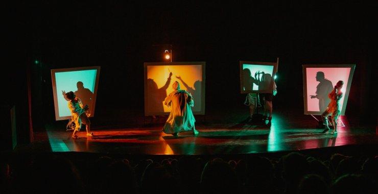 Le Maquinal presenta «El Burgués» en el Auditorio