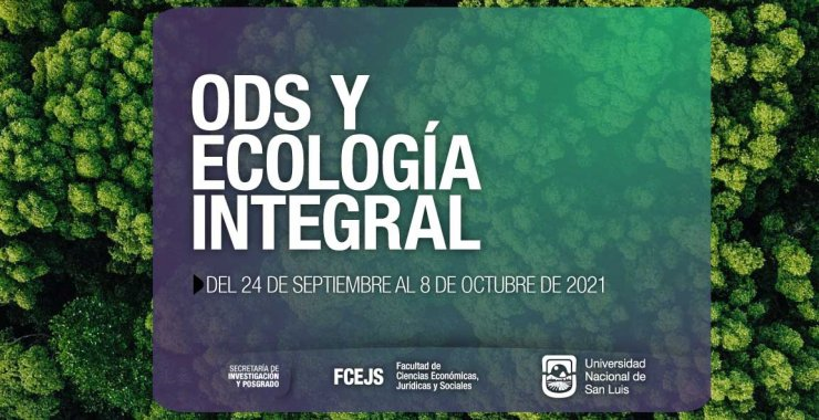 Capacitación sobre los Objetivos de Desarrollo Sostenible y la Ecología Integral