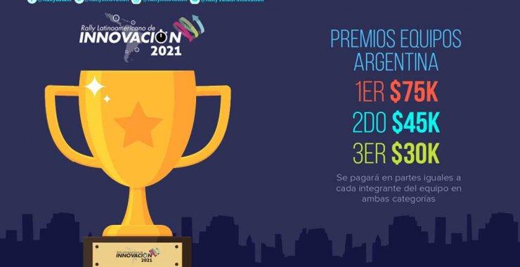 El Rally Latinoamericano de Innovación otorgará 150 mil pesos en premios