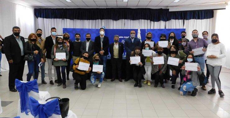 Se recibieron 34 nuevos diplomados en Economía Social, Solidaria y Comunitaria